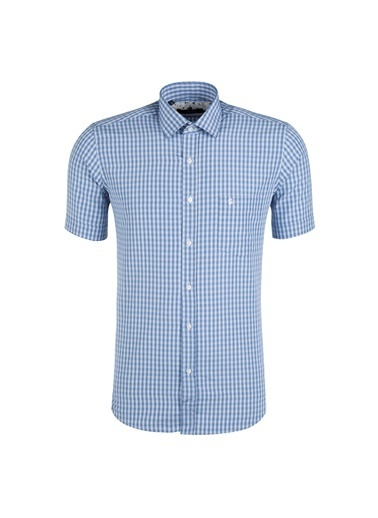 Sabri Özel Gömlek Mavi